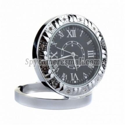 DVR Clock Camera with internal  memory - HD Clock Digital Camera With Motion Detection