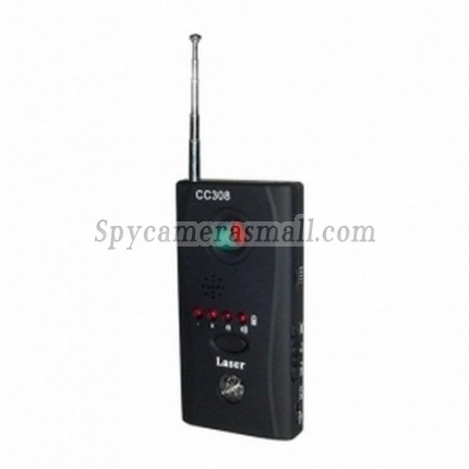 Wireless Surveillance Detector - Full Range Anti Eavesdropping Device and Anti Spy Camera Wireless Detector