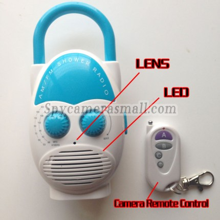 video cameras for sale in Bathroom 16G Full HD 720P DVR with motion sensor best  Bathroom Spy Camera