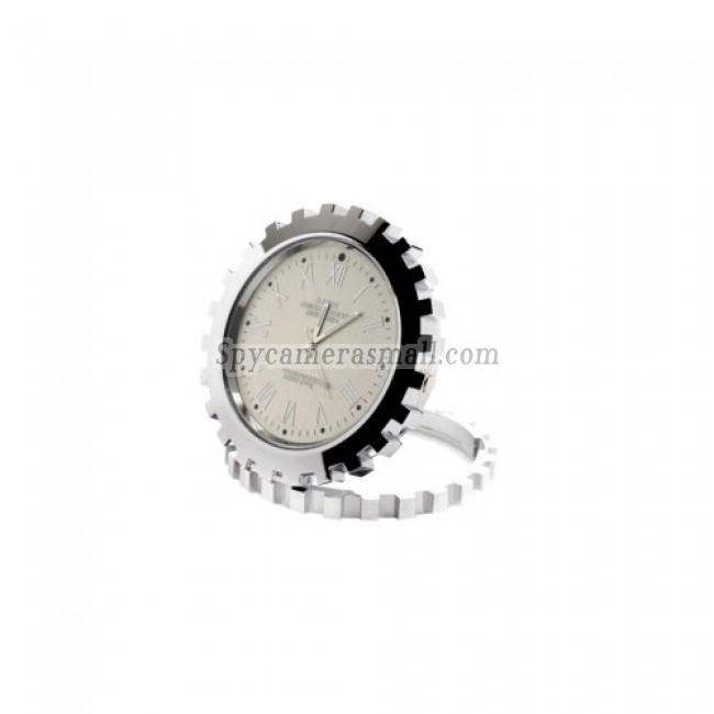 hidden Spy Clock Cam - 4GB HD Spy Camera Clock with Motion Detector