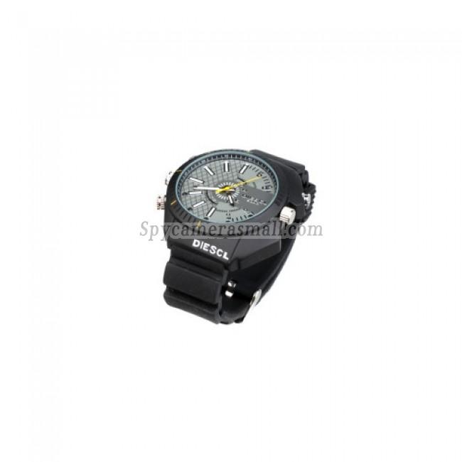 IR Waterproof Night Vision Wristwatch Camera with 8GB
