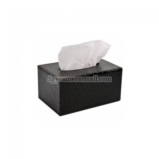 Toilet roll Box hidden spy Camera - Bathroom Spy Cam HD 1280x720 Spy Tissue Box Camera with 16GB Internal Memory with Motion Activated and Remote Control