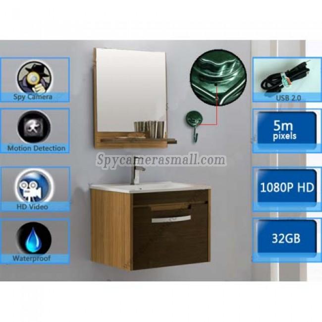 kapstok spycam kopen 1080P DVR Full HD 32G Bewegingsdetectie beste verborgen camera