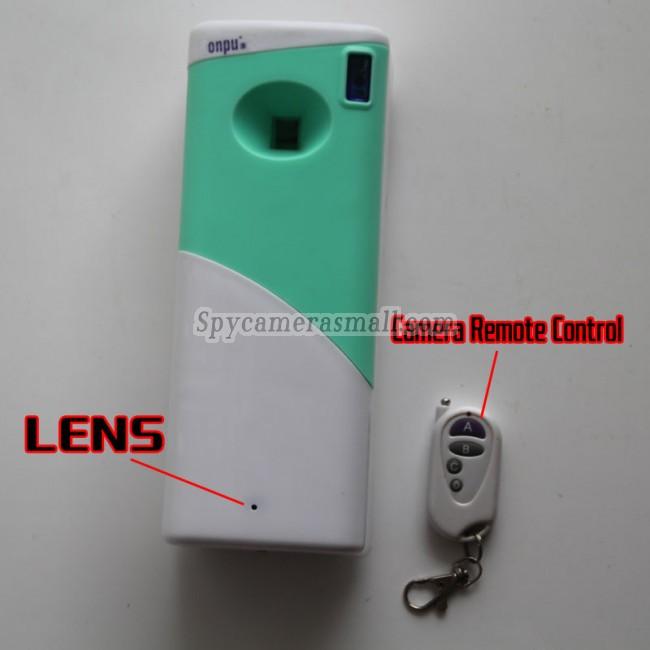 Luchtverfrisser Verborgen Camera 1080P DVR Full HD 32G Bewegingsdetectie beste verborgen camera