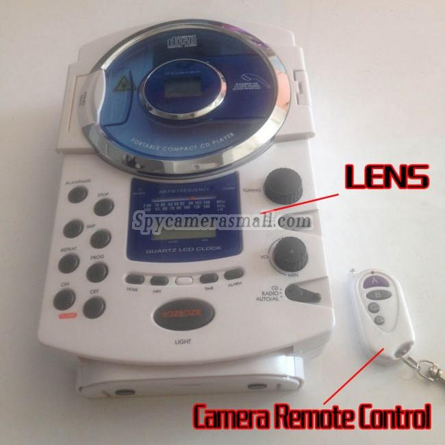 radio spionage apparatuur 2016 Waterdicht 720P DVR Full HD 16G Bewegingsdetectie beste verborgen camera