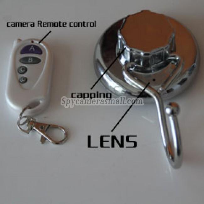 kapstok spionage spullen 1080P DVR Full HD 32G Bewegingsdetectie beste verborgen camera