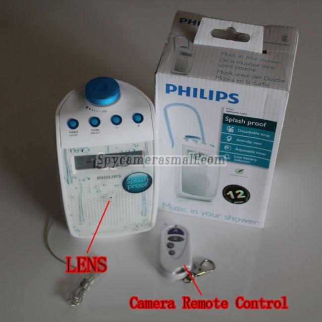 Waterproof Spy Radio Camera /DVR (Motion Ativated) - Waterproof Spy Radio Camera Hidden Waterproof Spy Camera DVR 16GB (Motion Ativated)