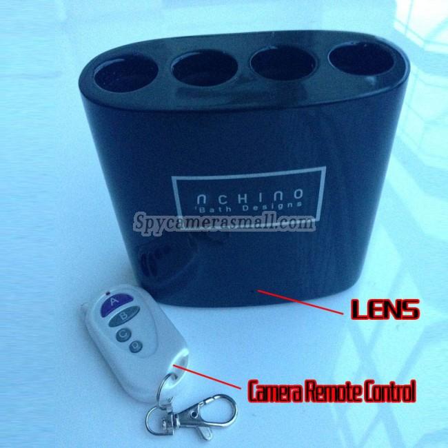 tandenborstelhouder spionage apparatuur 1080P DVR Full HD 16G Bewegingsdetectie beste verborgen camera
