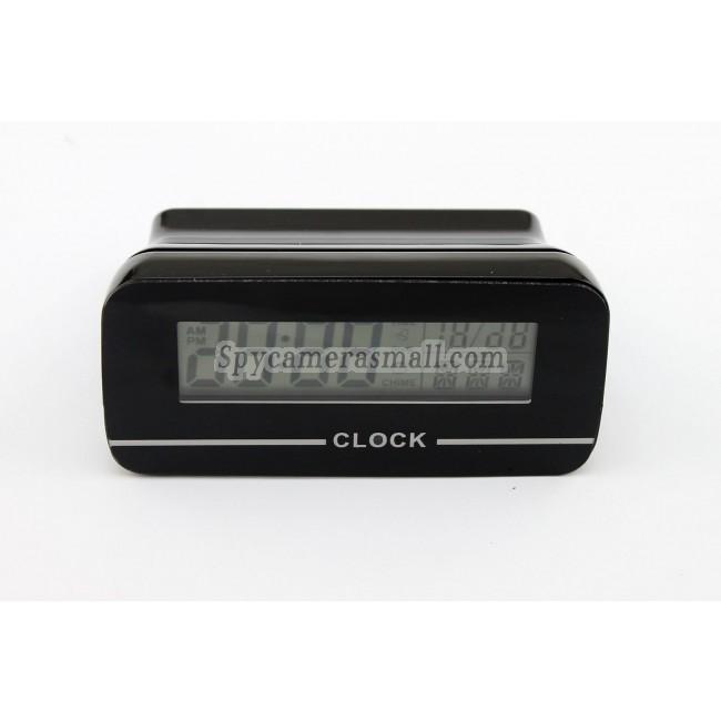wileless Spy Camera P2p Camlive IP Cam Android Iphone Smartphone HD Wifi Clock Camera IR Clock Hidden Camera DVR