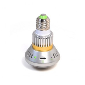 HD Spy Camera Bulb Camera/CCTV Security DVR Camera in Bulb